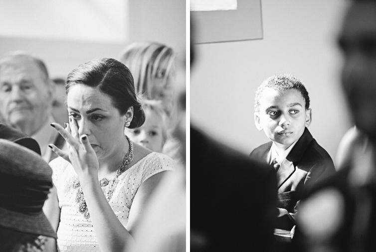 Emotionales Hochzeitsfotos
