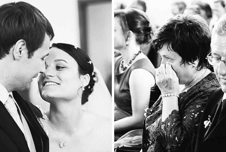 Erster Kuss, Hochzeit