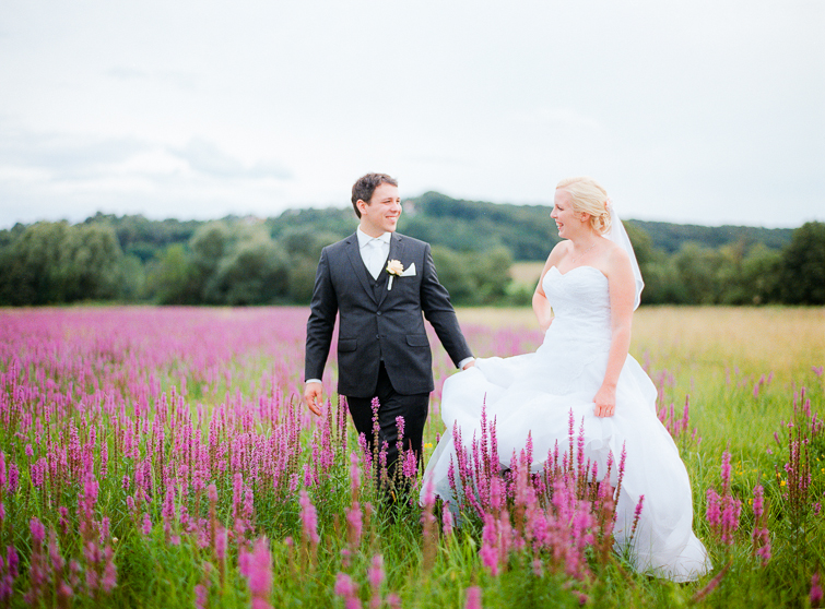 Stremtal Blumenwiese Hochzeit