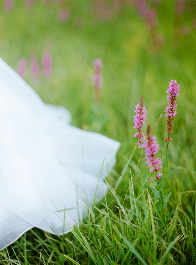 Hochzeit Blumenwiese