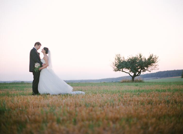 Natur Hochzeitsfoto