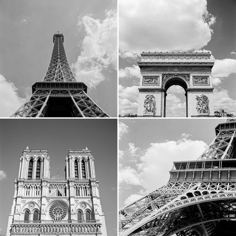 Paris, Eifel Tower, Notre Dame, Fine Art Photography