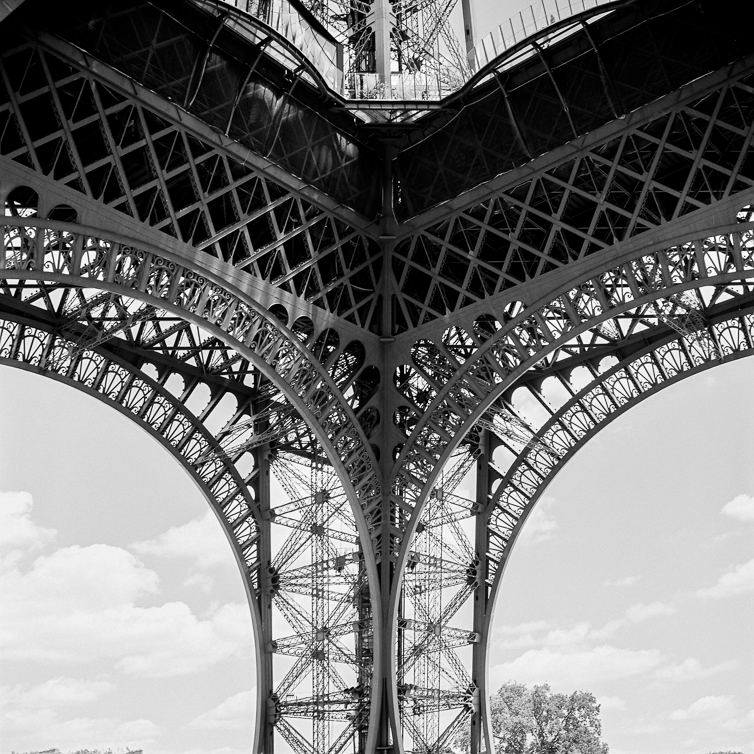Eifel Tower, Detail