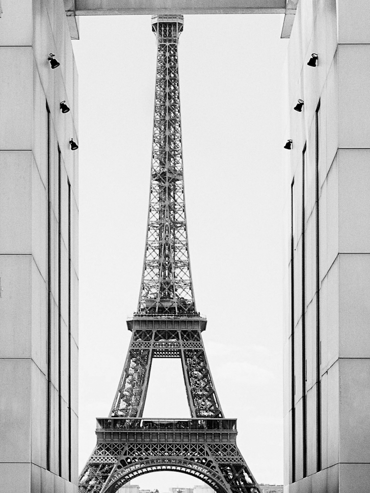 Eifel Tower, Paris, Different View